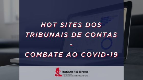 Hot Sites- combate ao COVID-19
