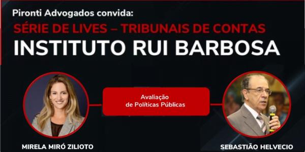 Live Avaliação de Políticas Públicas