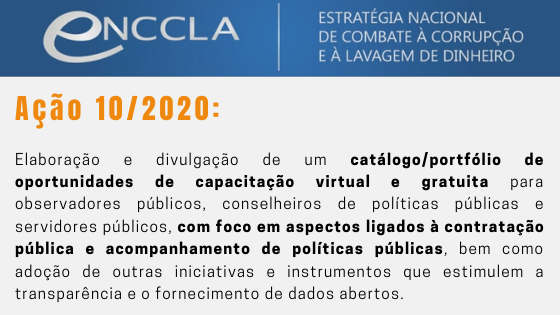 Ação 10/2020