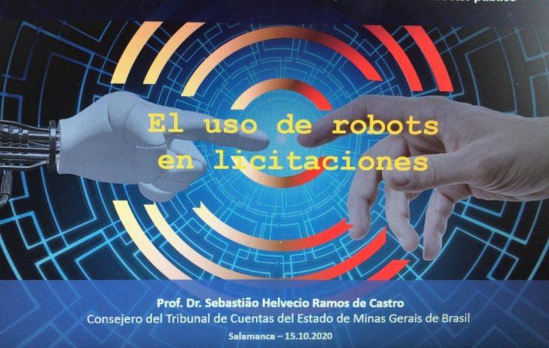 Uso de Robôs